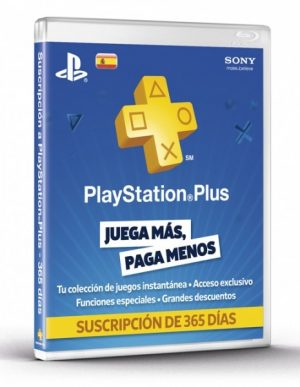 Playstation Plus 12 Meses