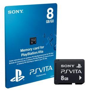 Tarjeta Memoria PS Vita 8GB