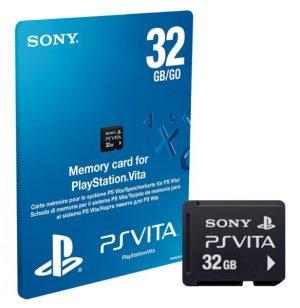 Tarjeta Memoria PS Vita 32GB