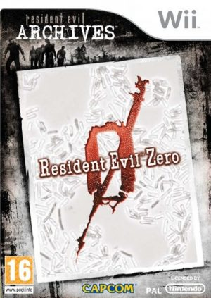 Resident Evil Zero: Archives