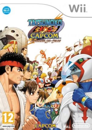 Tatsunoko Vs. Capcom: Ultimate All-stars
