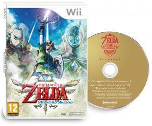 The Legend of Zelda Skyward Sword + Banda Sonora