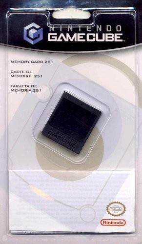 Tarjeta de Memoria 251 Bloques Original