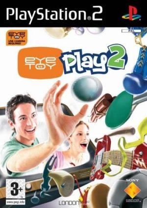 Camara Eye Toy + Juego Eye Toy Play 2