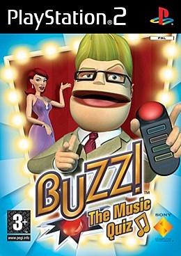 Pulsadores Buzz + 3 Juegos