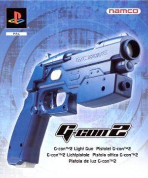 Pistola G-Con 2 + Juego Ninja Assault