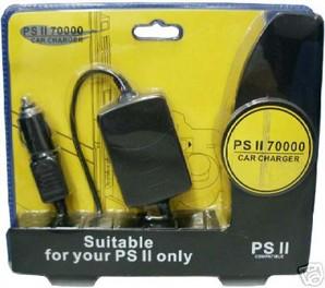 Cargador de Coche para PS Two
