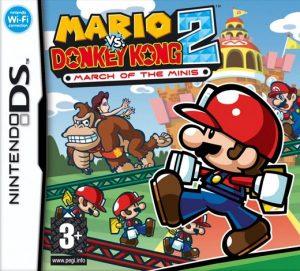 Mario vs Donkey Kong 2: La Marcha de los Minis