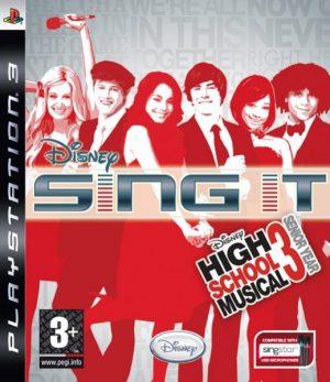 Disney Sing It! High School Musical 3