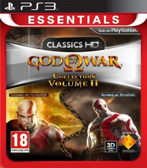 God of War Collection Vol. 2