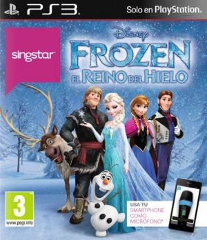 SingStar Disney Frozen