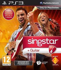 Singstar Guitar Star