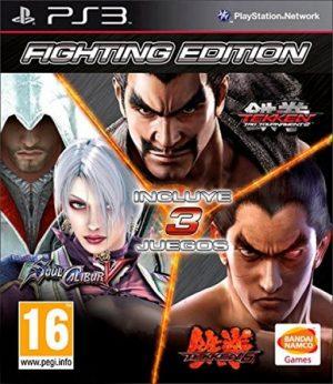 Fighting Edition: Tekken Collection + Soul Calibur V