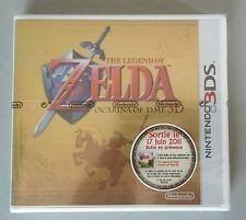 Zelda Ocarina Of Time: Caja Conmemorativa + Poster A3