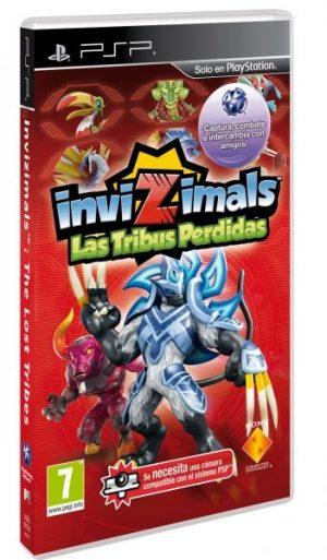 Invizimals 3 Las Tribus Perdidas