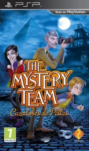 Mystery Team: Cazadores de Pistas