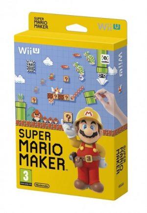Super Mario Maker + Libro de Arte