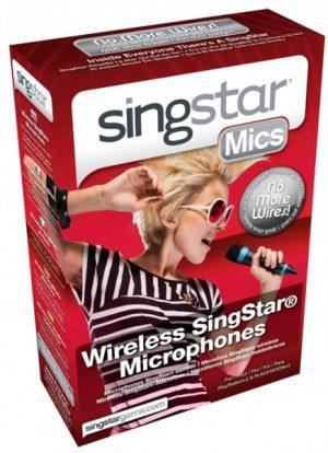 Microfonos Inalambricos Singstar