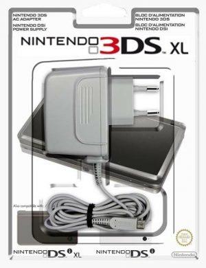 Cargador Original Nintendo 3DS