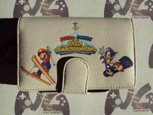 Funda Mario & Sonic Nintendo 3DS