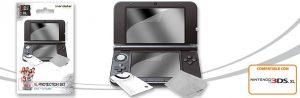 Protector de Pantalla Nintendo 3DS XL