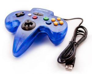 Mando Turbo N64 Controller
