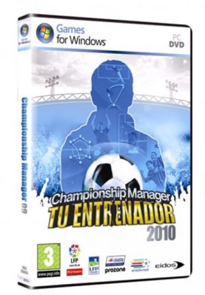Championship Manager Tu Entrenador 2010