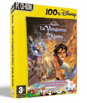 Disneys Aladdin: La Venganza de Nasira