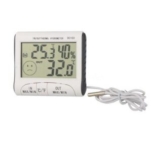 Digital Thermometer & Hygrometer DC103