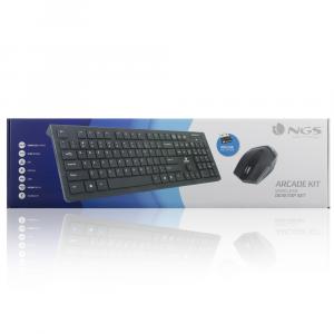 NGS Wireless Desktop Set