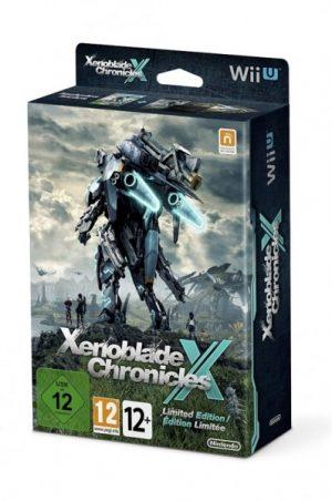 Xenoblade Chronicles X Edición Limitada