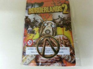 Pin Borderlands 2