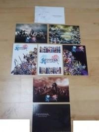Postales Final Fantasy Dissidia