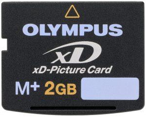 Olympus XD 2GB