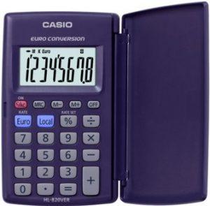Casio HL-820