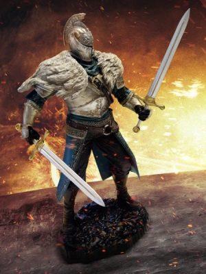 Figura del caballero guerrero de Dark Souls 2