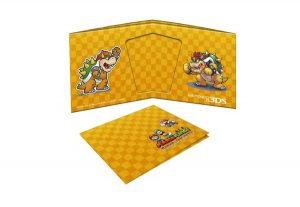Billetero de Mario & Luigi Paper Jam Bros