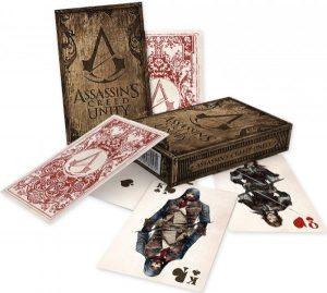 Baraja de Cartas Assassins Creed Unity
