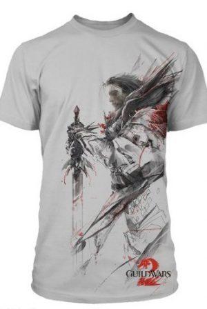 Camiseta oficial de Guild Wars 2 Logan
