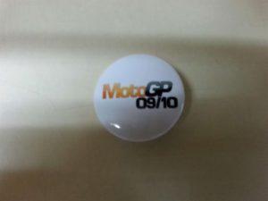 Pin de Moto GP