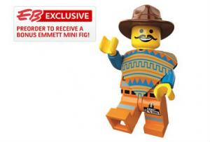 Lego Movie  Western Emmet 5002204