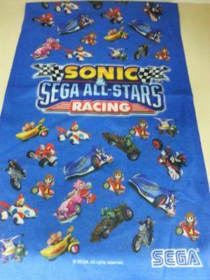 Buff oficial de Sonic