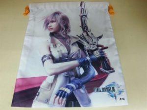 Bolsa de Final Fantasy XII Lightning