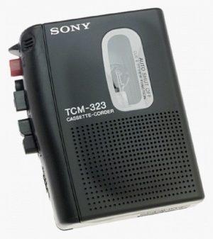 Sony TCM-323