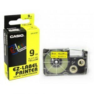 Casio EZ-Label Printer Tape Cartridge XR-9YW1