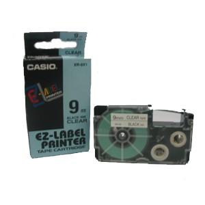 Casio EZ-Label Printer Tape Cartridge XR-9X1