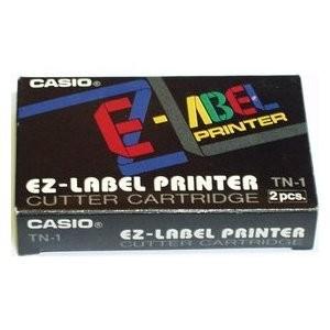 Casio EZ-Label Printer Cutter Cartridge TN-1