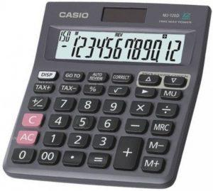 Casio MJ-120