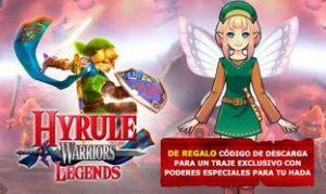 DLC Hyrule Warriors: Legends