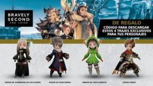 Bravely Second: End Layer DLC